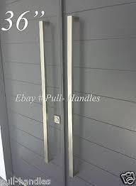 36 front door entry pull handle modern