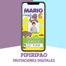 Pipiripao Invitaciones Digitales Posts Facebook