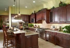 cherry wood kitchens cabinet designs