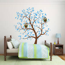 Tree Decals For Nursery Tree Wall Decor Stickers