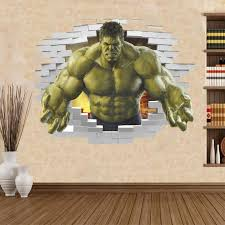 Huge Hulk Wall Sticker And Decal