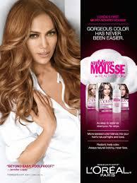 l sublime mousse hair color