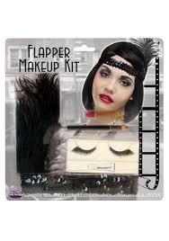 flapper makeup kit halloween costume