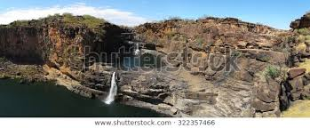Mitchell Falls Kimberley West Australia Stock Photo (Edit Now) 322357466
