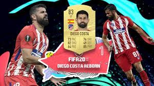 A SQUAD! | FIFA 20 | Diego Costa Reborn