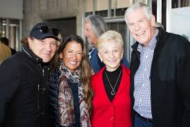 All Star Children's Foundation thanks its first donors - Brian and Brenda  Johnson with Priscilla and Sen. Connie Mack   Your Observer