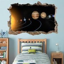 Wall Stickers Space Astronomy Decalz Co