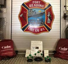 Port Reading Fire Company Receives Donation Of Pet Oxygen Masks Woodbridge Nj Patch