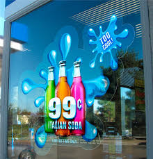 Window Cling Static Cling Window Decal Window Graphics