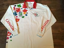clic rugby shirts 1995 canada old