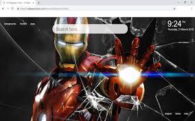 iron man wallpaper hd new tab themes