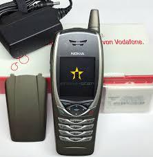 Original Nokia 6650 nhm-1 Mobile Phone ...