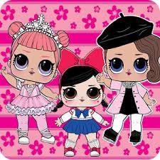 wallpaper for surprise lol dolls 10 apk