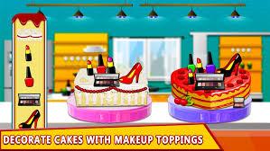 makeup cake factory simulator