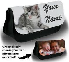 bag makeup case cat cats kitty kat
