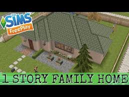 sims freeplay one story family