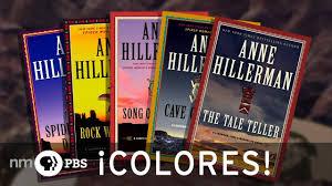 Image result for anne hillerman books in order