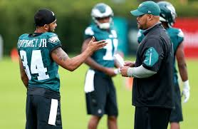 Should Eagles hire Duce Staley to be their offensive coordinator? - nj.com
