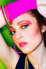 80s makeup makeup looks in the eighties