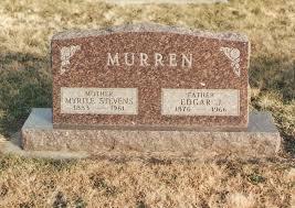 Myrtle Stevens Murren (1883-1961) - Find A Grave Memorial