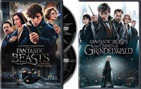Amazon.com: Harry's Wizarding Universe/ Johnny And Jude Get Involved: Fantastic  Beasts - And Where To Find Them + The Crimes Of Grindelwald DVD Bundle  Harry Potter: Movies & TV