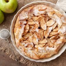 apple phyllo pie