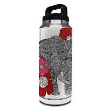 The Elephant Yeti Rambler Bottle 36oz Skin Istyles
