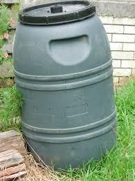 diy tumbling compost bin green change com