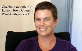 Checking in with the Easton Town Council: Ward 4's Megan Cook