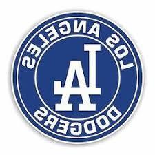 Los Angeles Dodgers Decals Dodgersclub Com