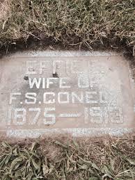 Effie Graham Conely (1875-1913) - Find A Grave Memorial