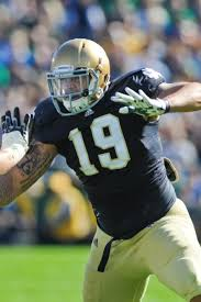 Aaron Lynch Named To FWAA Freshman All-America Team – Notre Dame ...