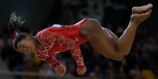 simone biles wins six medals at world