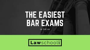 easiest bar exam to p in the u s