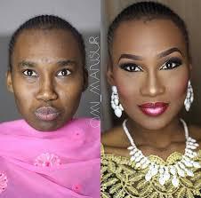 nigerian bridal makeup 2016 saubhaya
