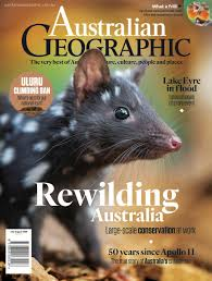 australian geographic magazine july