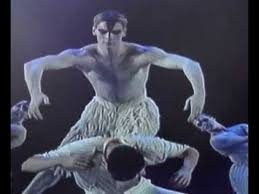 Adam Cooper in Male Swan Lake, forbidden Colours - YouTube