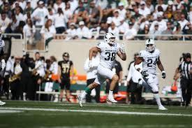 Byron Bullough - Football - Michigan State University Athletics