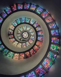 chapel of thanksgiving glory window