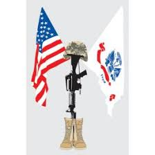 Buy Us Army Fallen Soldier Decal At Army Surplus World