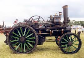 1905 Fowler 7nhp Traction Engine - Ada