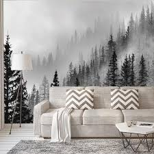 Enchanted Forest Wall Mural Wallpaper Print4one