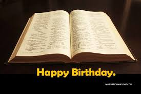 inspirational bible quotes for birthdays sweet love messages