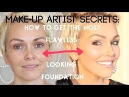 makeup artist secrets how to look