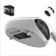 Máy hút bụi giường nệm DEERMA CM900 diệt khuẩn bằng UV