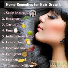home remes for hair growth top 10