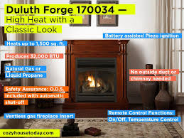 top 10 best gas insert fireplaces top