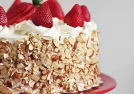 strawberry shortcake cake recipe the
