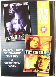 The Last Days of Frankie the Fly / West New York Double Film DVD Pack:  Amazon.co.uk: DVD & Blu-ray