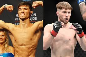 UFC Fight Island': Aaron Phillips to fight Jack Shore on July 15